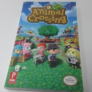Animal Crossing New Leaf Prima Guide